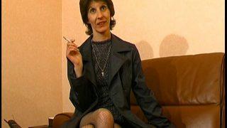Aurélie est venue du doubs pour son 1er casting, la quarantaine assumée!