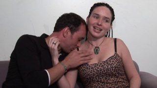 Rachel et william, en amoureux devant la caméra!